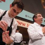 Joan Roca en el Fórum Gastronómico Girona 2018. Evento Gastronómico