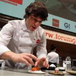 Jordi Cruz en el Fórum Gastronómico Girona 2018 evento gastronómico
