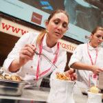 Lucía Freitas en Fórum Gastronómico Girona 2018 evento gastronómico