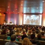 evento xornadas bibliotecas escolares de Galicia no Palacio de Congresos e Exposicións de Galicia