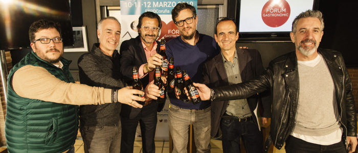 presentación de Forum Gastronómico, evento gastronómico en A Coruña