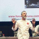 pepe solla en Fórum Gastronómico A Coruña 2019 feria profesional evento