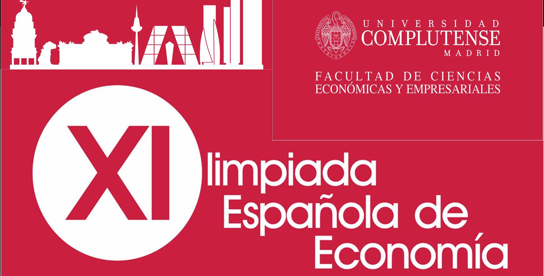 Olimpiada española de economía 2019.