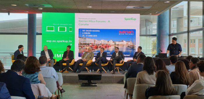 Iberian MICE Forum A Coruña.