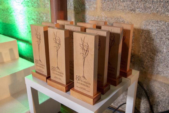 Premios Ribeiro 2019. Galardones.