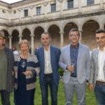 Premios Ribeiro 2019. Foto de premiados.