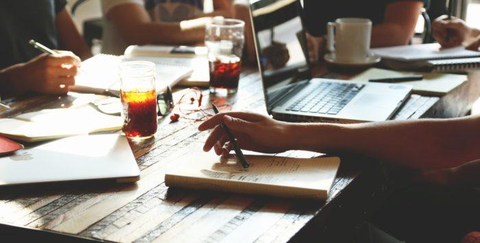 Reunión de trabajo en eventos, congresos, MICE, incentivos. Trevisani