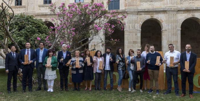 Premiados en el evento de la Denominación de Origen Ribeiro 2019