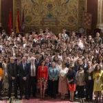 Inauguración de la XI Olimpiada de Economía en Madrid