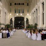 XI Olimpiada Española de Economía, foto de cena de gala