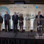 evento rutas del vino de Galicia en Madrid presidentes rutas del vino de Galicia