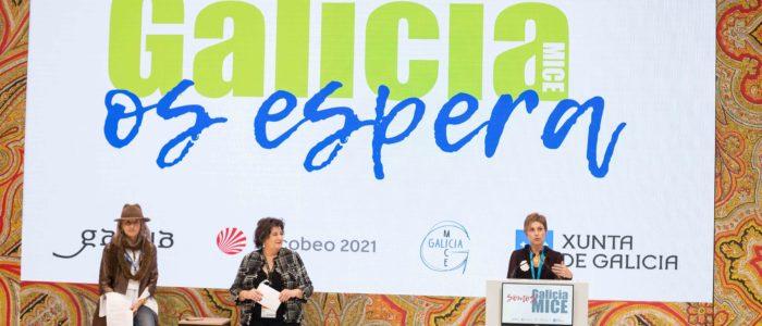Presentación del congreso de OPC España en Galicia