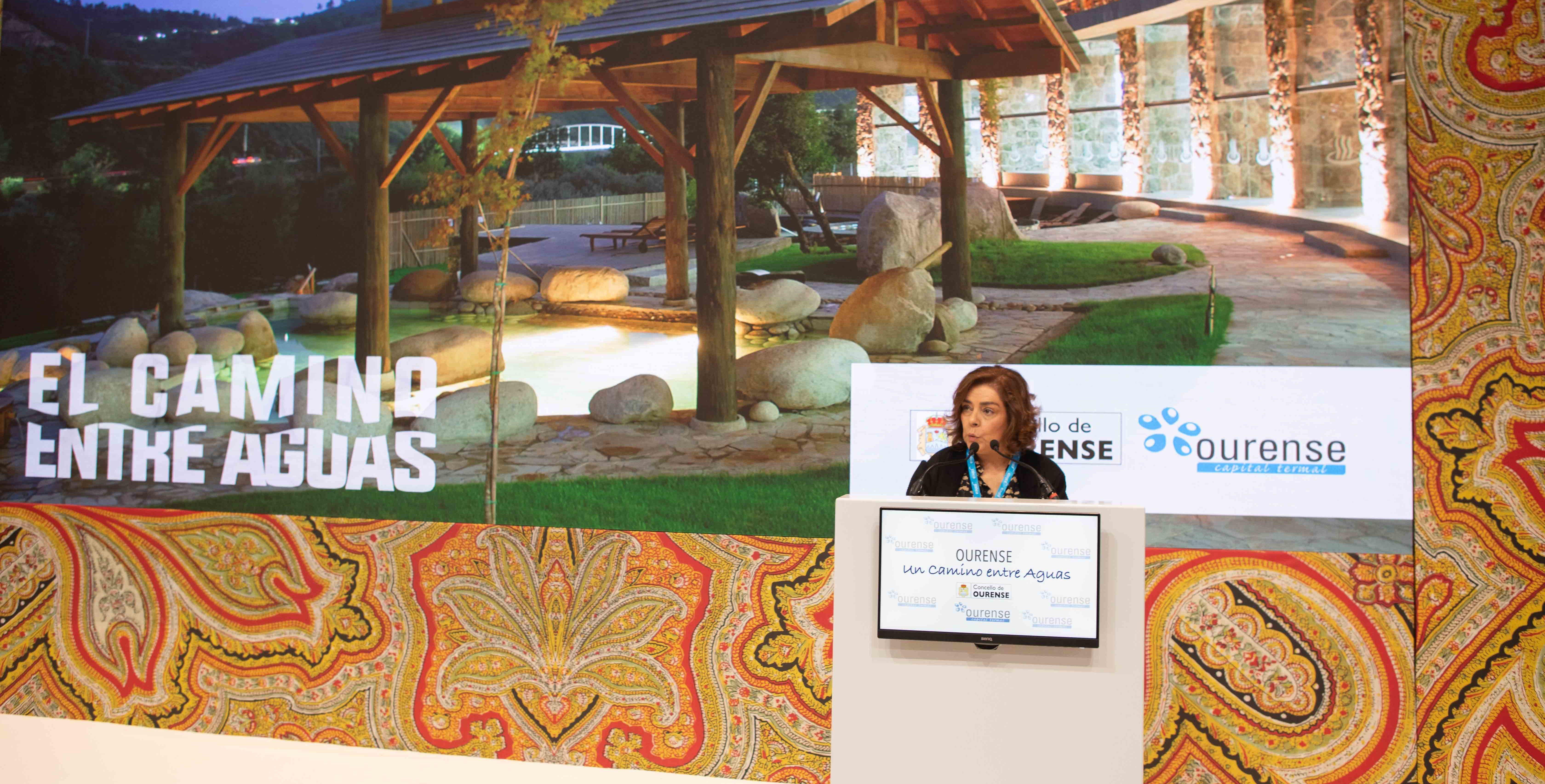 Presentación de Turismo de Ourense en FITUR