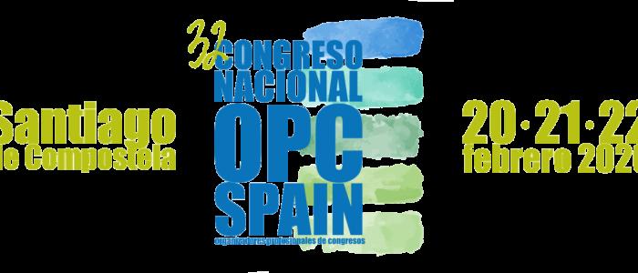 congreso OPC España Logotipo